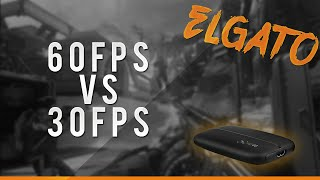Elgato 60FPS vs 30FPS! Is there really a difference?