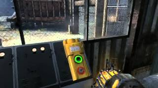 Half-Life 2 Episode 2: how to save Alyx from Hunter