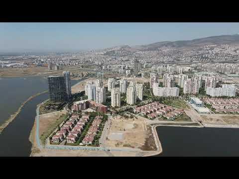 Izmir Karşıyaka Center Çarşı Walking Tour 2020