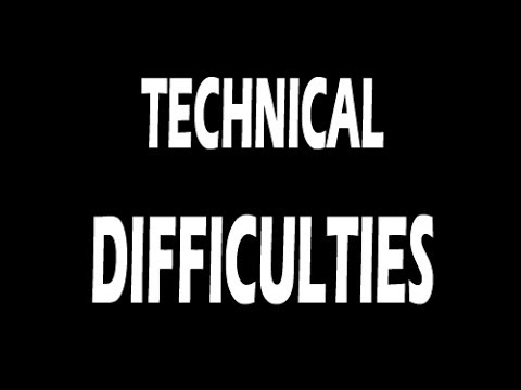 The Coprolites Podcast: Technical Difficulties