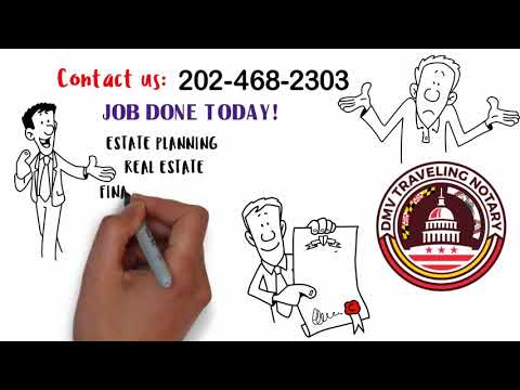 About DMV Traveling Notary