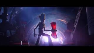 Yenilmezler: Sonsuzluk Savaşı - Thor'un Yeni Silahı Stormbreaker