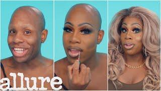 RuPaul's Drag Race Star Monét X Change's Drag Transformation Tutorial | Allure
