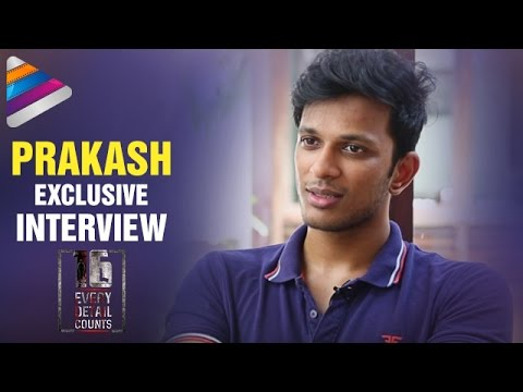 Prakash Opens Up about his Working Experience with Rahman | Prakash Exclusive Interview | 16 Movie