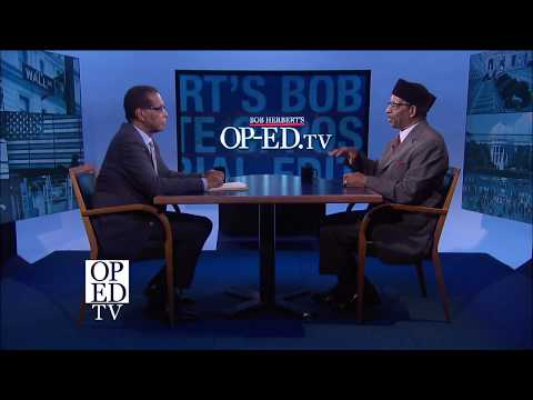 Bob Herbert's Op-Ed.TV - Economic and Social Justice with Dr. Ron Daniels