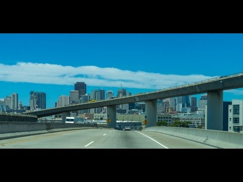 "13-23 San Francisco Bay Area #7: I-280 In-N-Out of ""The City"""