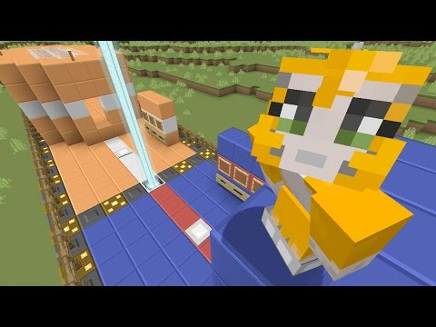 Minecraft Xbox - Don't Jump Challenge - Part 1
