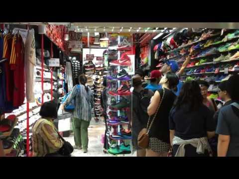 MBK Shopping Center Bangkok Thailand   Mahboonkrong