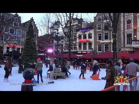 Post Newyears Downtown Amsterdam Sunday (1.5.14 - Day 1284)