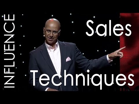 Sales Techniques on Selling and Influence - Sales Speaker Victor Antonio