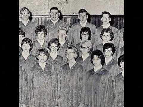Nashwauk Keewatin High school Christmas program 1963