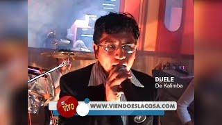 VIDEO: DUELE - KALIMBA (en VIVO)