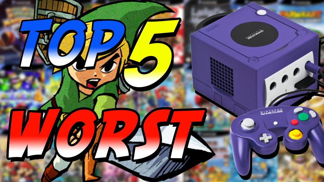 Top 5 Worst GameCube Games - YouTube