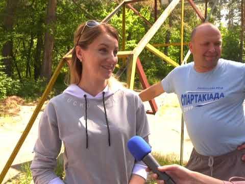 ТРК ВіККА: Енергетики Черкащини змагались у спортивних вміннях