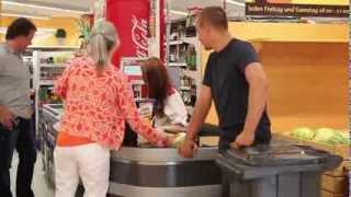 Lebensmittelverschwendung: Ein Drittel des Einkaufs...