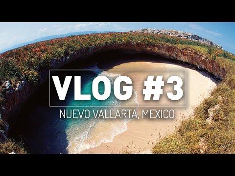 EXPLORING A HIDDEN BEACH IN MEXICO! [VLOG #3]