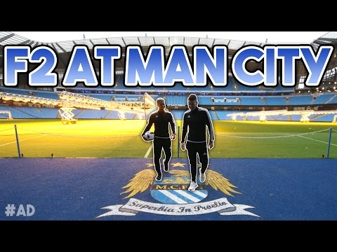 F2 AT MAN CITY | How To Get A Job In Football (Lifeskills Created With Barclays)
