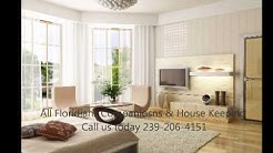 Naples | House-keeping | Cleaning  Services- 239-465-5703