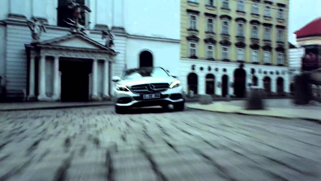 mercedes c 350 e plug in hybrid werbung commercial nico. Black Bedroom Furniture Sets. Home Design Ideas