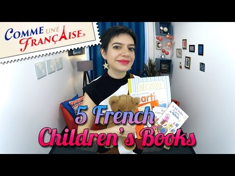 5 French Children's Books that We Love