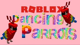 Minecraft Dancing Parrots on ROBLOX