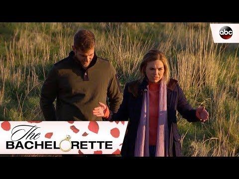 Hannah And Luke P. Talk - The Bachelorette