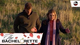 Hannah And Luke P. Talk - The Bachelorette