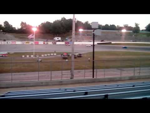 Lebanon I 44 Speedway Chargers heat: July 22nd, 2017
