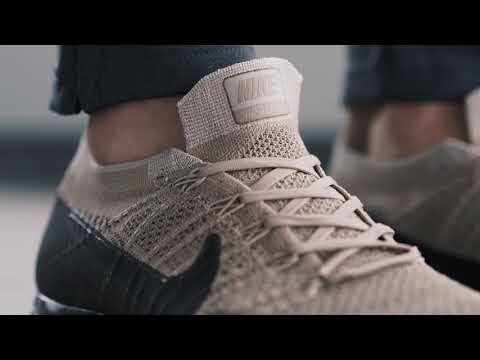 Nike Air Vapormax Khaki/Anthracite - Street Test