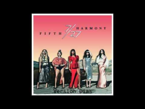 Fifth Harmony - Suga Mama (The Summer Reflection Tuor audio) [Version Dias]