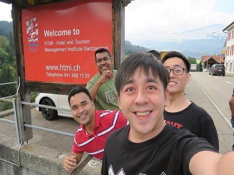 HTMi Switzerland School Trip 2016