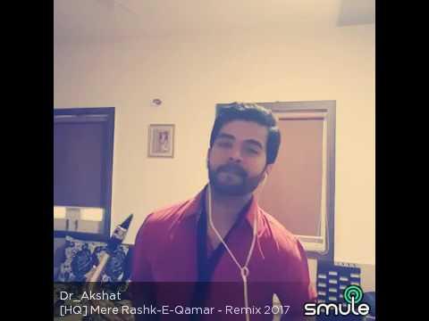 Mere Rashke Qamar- Saxophone cover Dr. Akshat Pandey