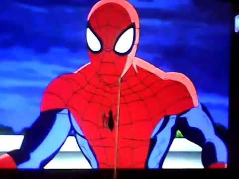 el hombre araña ( CARICATURA ) VS LOS 6 SINIESTROS - YouTube