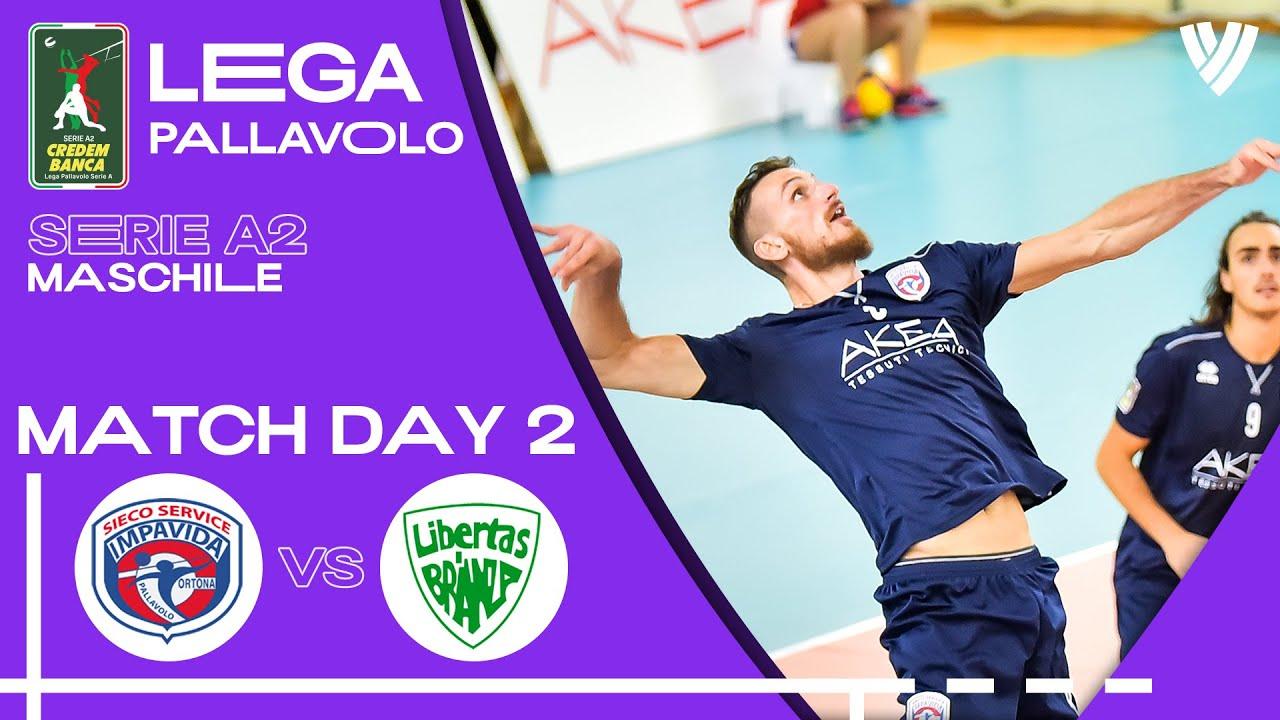 Ortona vs. Cantu - Full Match | Men's Serie A2 | 2021