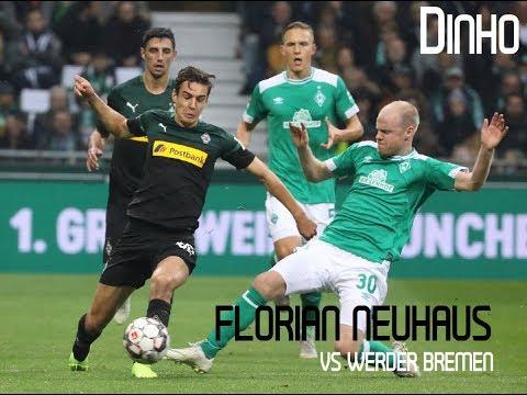 Florian Neuhaus vs Werder Bremen 10/11/18
