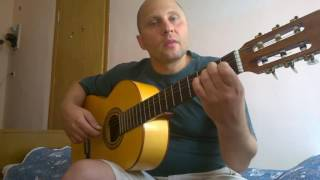 Уроки гитары.Ваенга-Снег