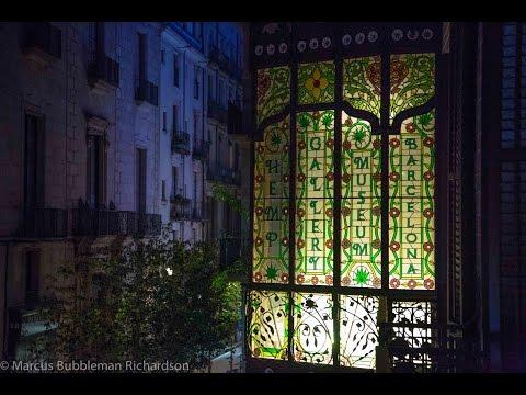 Barcelona Part VII Secret Cup Awards and Museum Tour
