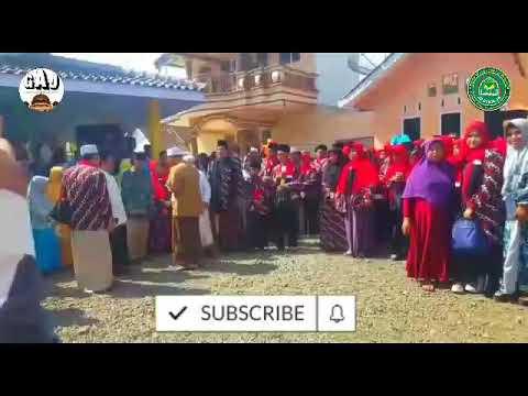 Walikota Herman HN, Melepas Jamaah Umroh.