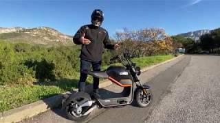 Unboxing Sunra Miku Max !!! Scooter Électrique !!!