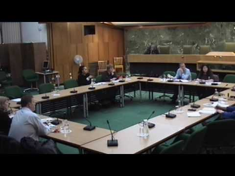 Haringey Scrutiny Committee 9th March 2017