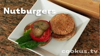 How To Make Nut Burgers