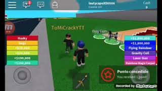 Roblox Tycoon: parte 1