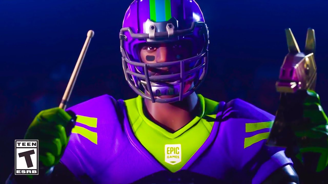 Fortnite NFL Skins..! (Official Trailer) - YouTube cb5207931