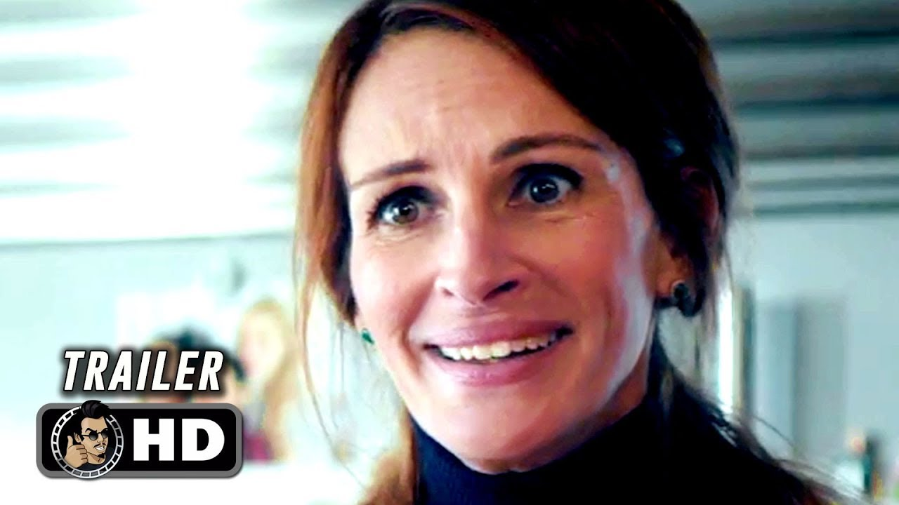 BEN IS BACK Trailer #2 (2018) Julia Roberts Movie