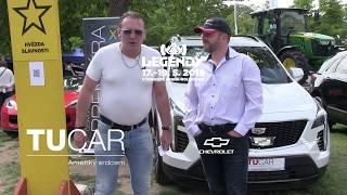 Legendy 2019 - rozhovor Michael Viktořík a Ivo Šebesta
