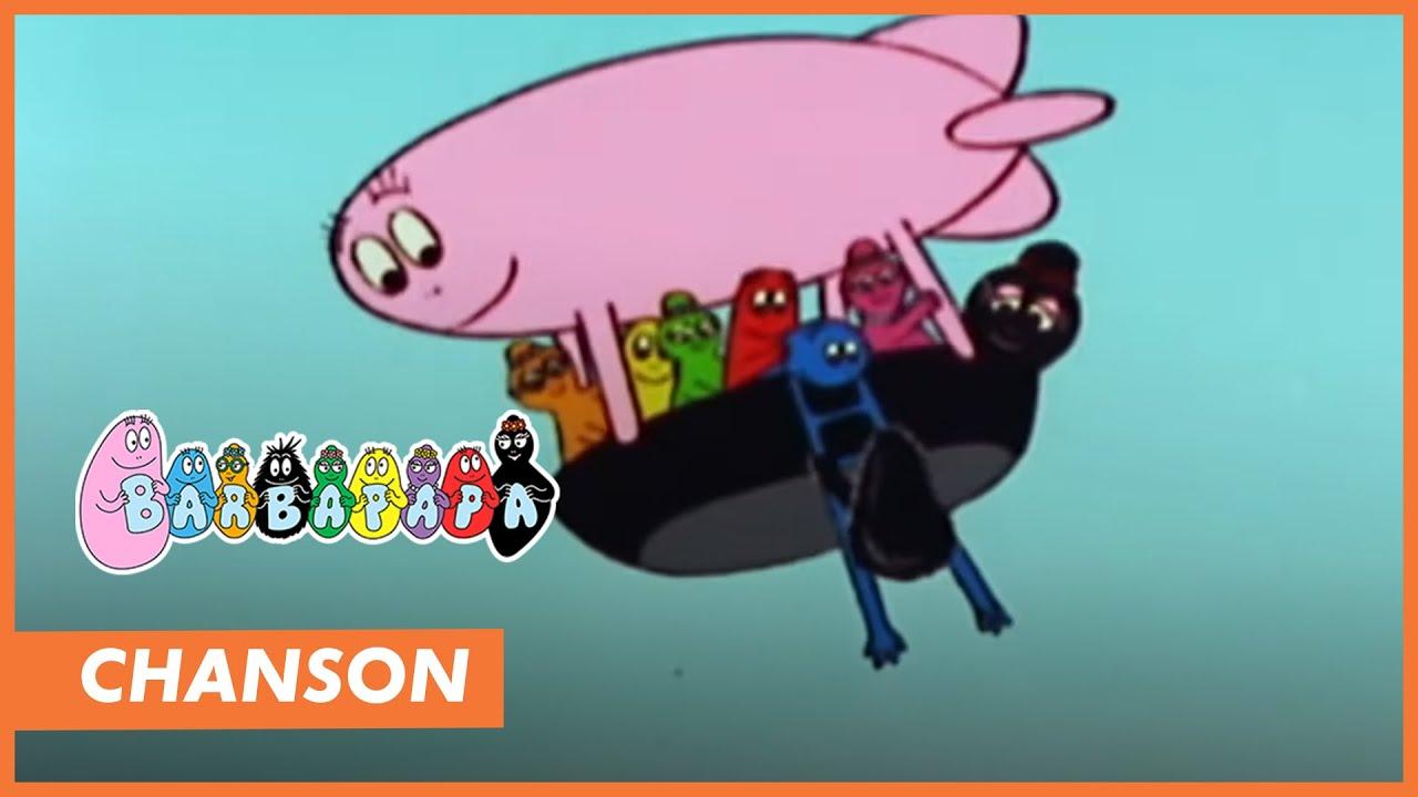 Barbapapa chanson karaok joli ballon vole dessin anim piwi youtube - Barbapapa dessin anime gratuit ...