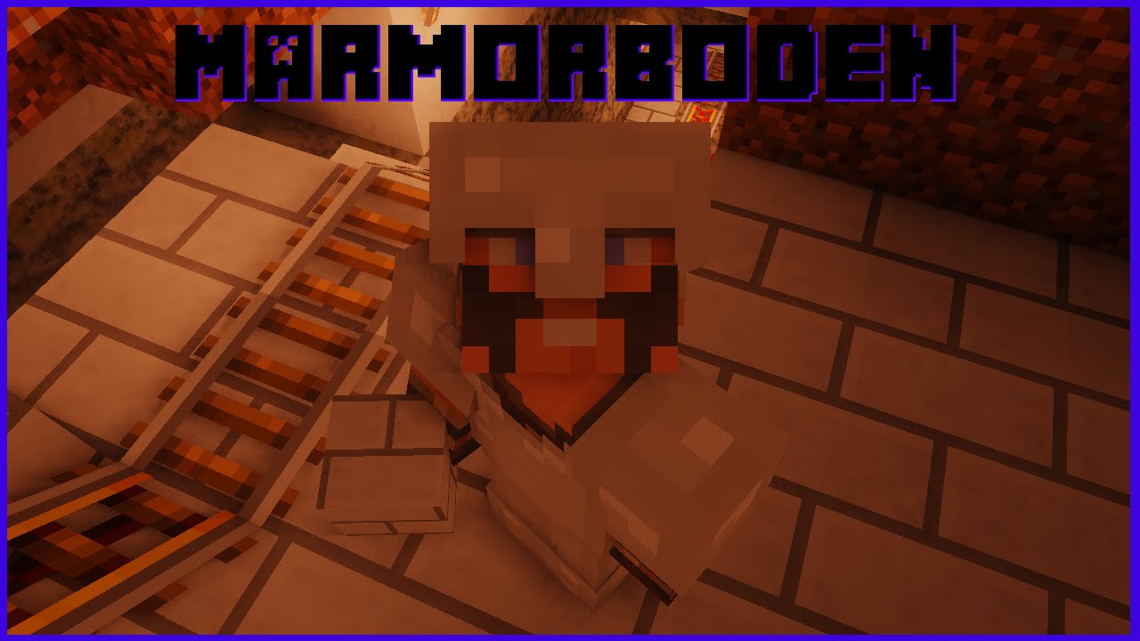 Mamorboden Let S Play Minecraft Life In The Woods 039 Deutsch Hd Mamorboden