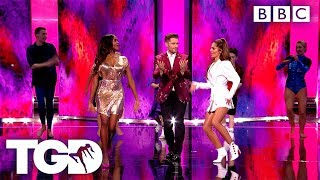 The Dance Captains and Final 6 Open the Live Challenge Show 3 | The Greatest Dancer