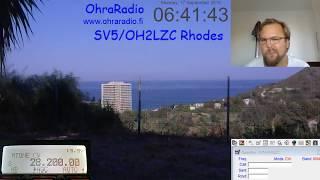 SV5/OH2LZC 17.9.2018 0604-1303 UTC