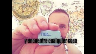 Menos de 10€. Rastreador GPS bluetooth NUT